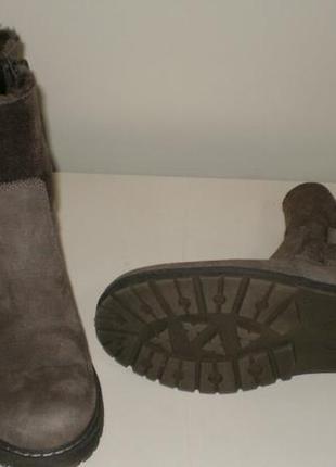 Зимние ботинки s.oliver (с.оливер) 39р.5 фото