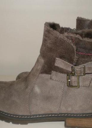 Зимние ботинки s.oliver (с.оливер) 39р.7 фото