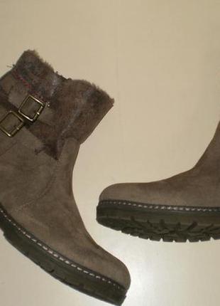 Зимние ботинки s.oliver (с.оливер) 39р.8 фото