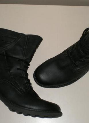 Ботинки tamaris (тамарис) 41р. стелька 27 см.