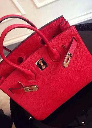 Красная сумочка bosanova barcelona