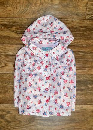 Ветровка лёгкая курточка для девочки 1,-2 года