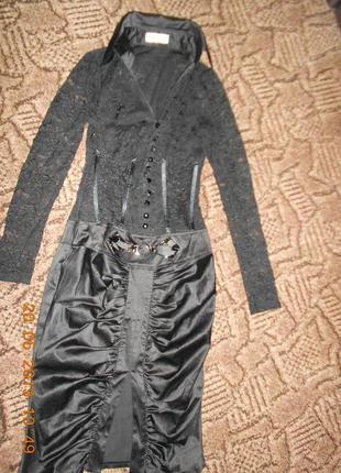 Платье delizza  р.38 /на худенькую даму/