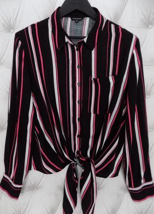 355cabe7687 Женские рубашки на завязках 2019 - купить недорого вещи в интернет ...