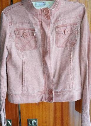 Котонова курточка