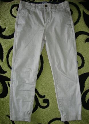 Стильні фірмові брюки-чіноси dickins & jones. оригінал!!!