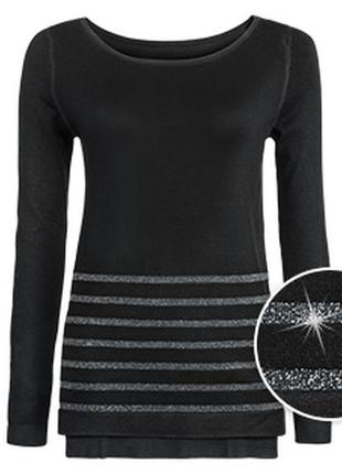 М(40-42 евр.) женский пуловер от blue motion