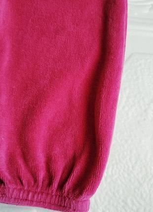 Спортивные велюровые брюки early days2 фото