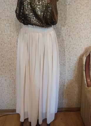 Шикарная юбка 46-48 размер италия