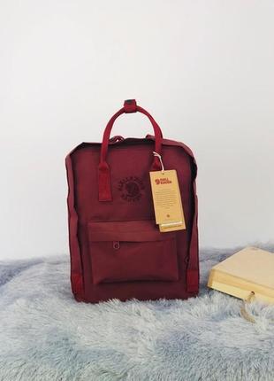 Рюкзак fjällräven re-kanken