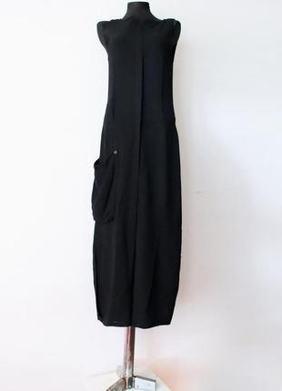 Винтажное платье ischiko шерсть в составе