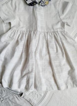 Набор платьев и сарафанов 3 шт.4 фото