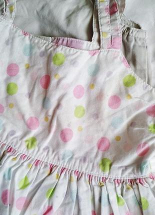 Набор платьев и сарафанов 3 шт.10 фото