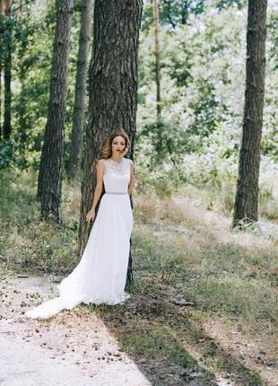 Ексклюзивное свадебное платье