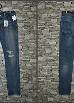 Новые с этикетками джинсы levi's 501
