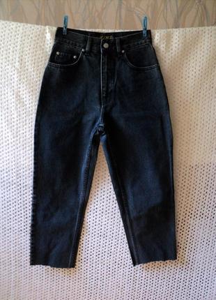 Оригинальные обрезаные джинсы colins турция. w27, 100% хлопок