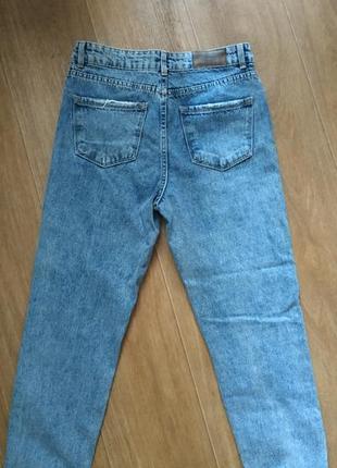 Мега крутые новые турецкие джинсы-бойфренды2 фото
