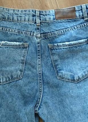 Мега крутые новые турецкие джинсы-бойфренды3 фото