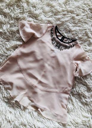 Блузка туника на малышку