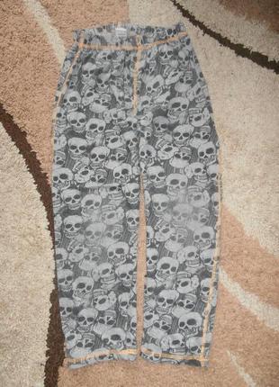 Детские трикотажные пижамные штаны