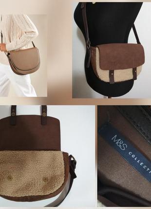 Фирменная, стильная сумка крос боди, через плечо, супер качество!!!