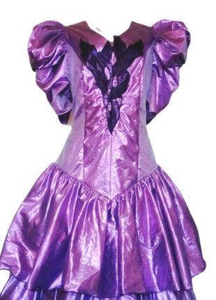 Роскошное фиолетовое свадебное платье weise festmoden, большой размер, германия