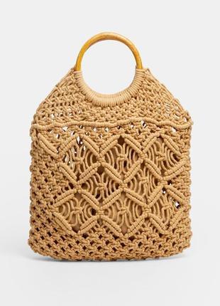 Новая стильная фирменная сумка