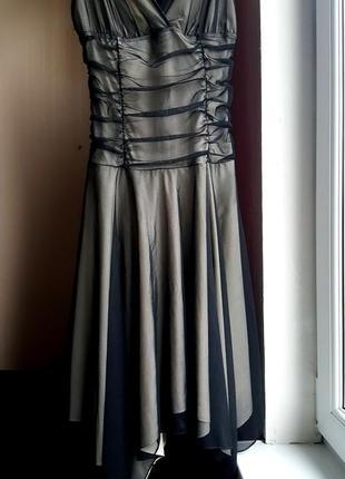 Вечірня сукня/вечернее платье dorothy perkins1 фото