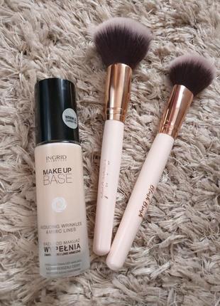База под макияж ingrid make-up base reducing wrinkles & mimic lines