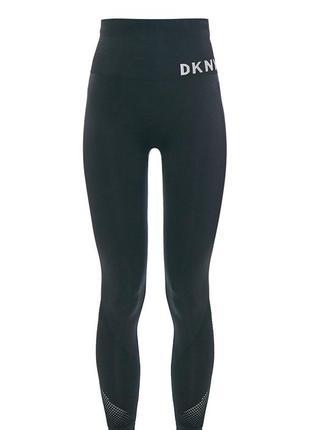 Леггинсы для фитнеса йоги dkny