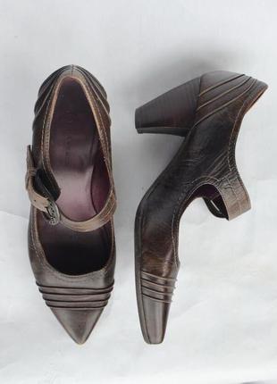 Удобные  туфли 5 th avenue uk 5 р. 38 р3 фото
