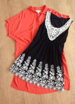 Платье нарядное выпускное/вечернее размер 10-12