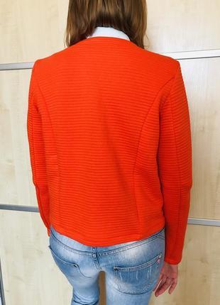 Яскравий жакет, піджак tom tailor2 фото