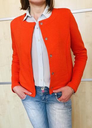Яскравий жакет, піджак tom tailor3 фото