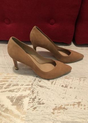 Туфлі із натуральної замші,від minelli2 фото