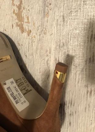 Туфлі із натуральної замші,від minelli5 фото