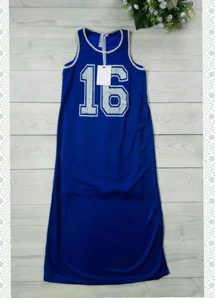 Новое платье в спортивном стиле