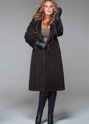 Пальто мантия