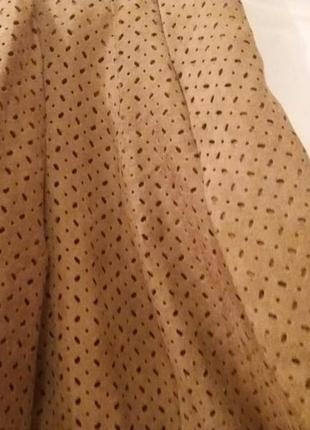 Пиджак перфорация- под замш--бренд-henri holland--14 16р2 фото
