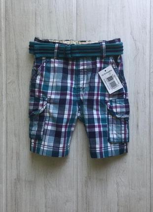 Детские шорты на мальчика