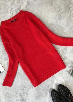 Яркий свитер прямого кроя  sh1920175 george