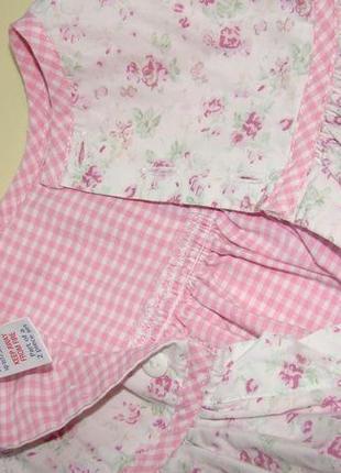 Пышное нарядное платье baby mac 3-9 мес9 фото