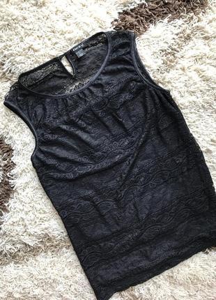 Кружевная блуза amisu