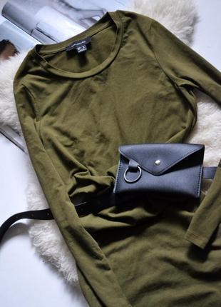 Стильне довге платячко актуального кольору2 фото