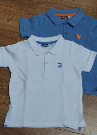 Комплект футболок lupilu на 4 года