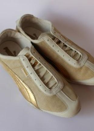Суперские кроссовки puma 40 р