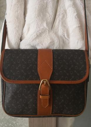Стильная кожаная сумка why