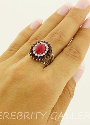10% скидка подписчикам! новинка! кольцо серебряное i 169112 r.w размер 19 срібло 9255 фото