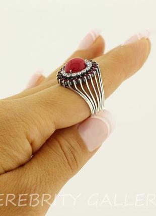 10% скидка подписчикам! новинка! кольцо серебряное i 169112 r.w размер 19 срібло 9254 фото