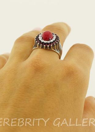 10% скидка подписчикам! новинка! кольцо серебряное i 169112 r.w размер 19 срібло 9253 фото